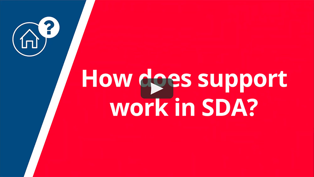 How Does SDA Support Work