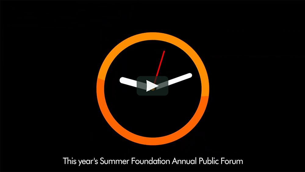 Summer Foundation Forum 2019